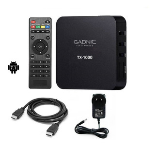 Convertidor Led Smart Tv 1080p Tv Box Netflix Series 4k