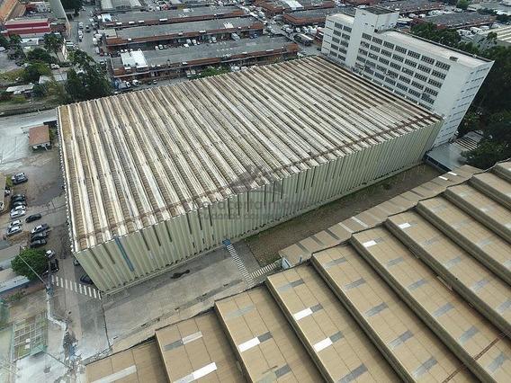 Locação Galpão/deposito/armazém São Paulo Vila Leopoldina - 124