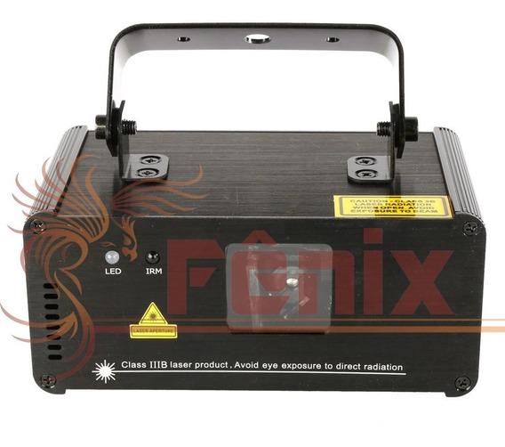 Super Laser Show Rgb 400mw Dmx Auto Som + Controle Remoto Dj