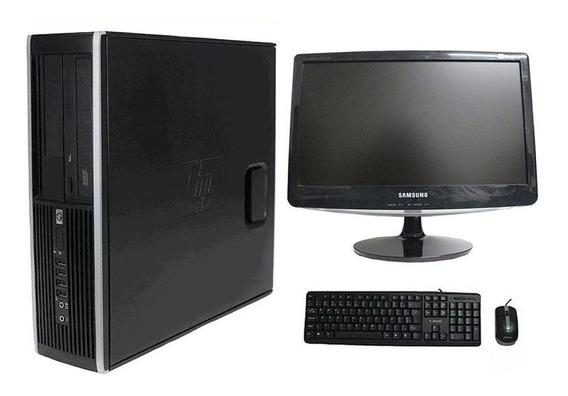 Computador Hp Elite 8100 I5 4gb 1tb Monitor 18 Polegadas