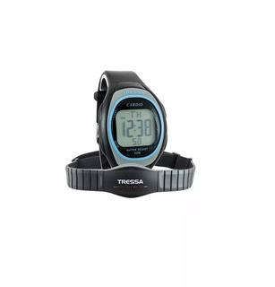Tressa Reloj Cardio Monitor Pulsometro Con Banda Original !