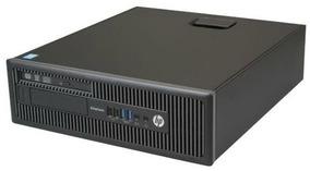 Computador Hp Elitedesk 800 G1 - I7 4770 - 12gb - Ssd 120gb