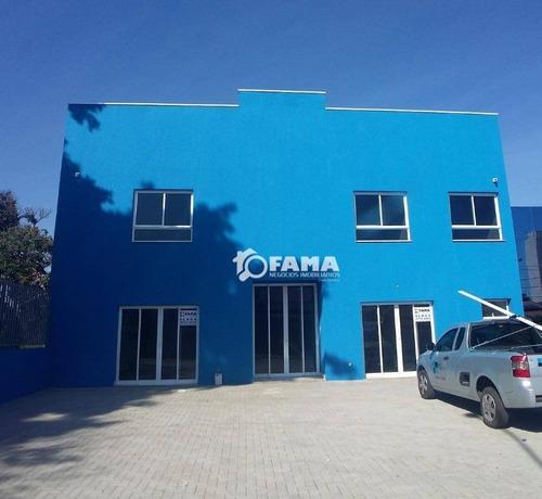 Imagem 1 de 4 de Sala Para Alugar, 30 M² Por R$ 1.100,00/mês - Jardim Fortaleza - Paulínia/sp - Sa0135