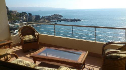 Imagen 1 de 28 de Frente A La Playa, Espectacular Vista Despejada Al Mar