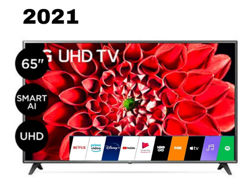Tv LG 65 Uhd 4k Smart Thinq Ai Nuevo Modelo