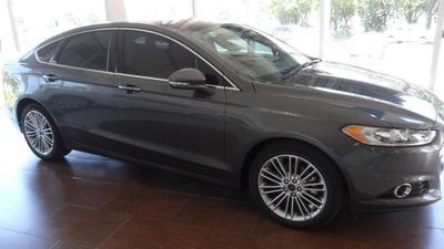 Ford Fusion 2.0 Gtdi Titanium Awd - 2015 - Top De Linha