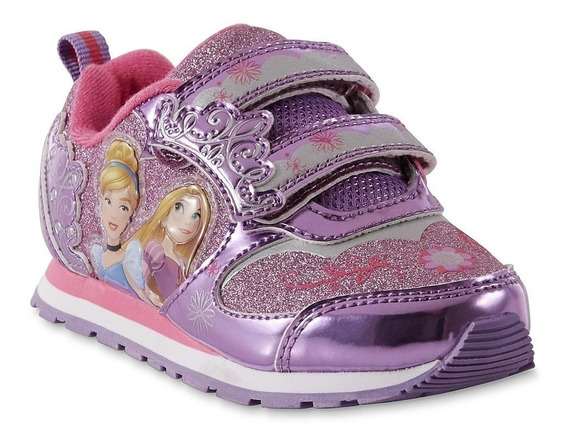 Zapatos Princesas Con Luces Importadas