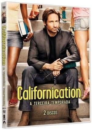 Box Dvd Californication 3 Temporada Completa (2 Dvd