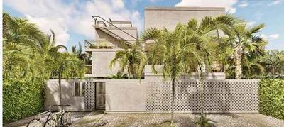 Penthouse Con Terraza En Venta, Ikal Tulum