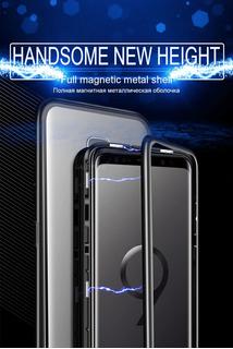 Capa 360 Magnética Original Samsung Galaxy S8 Plus Tela 6.2