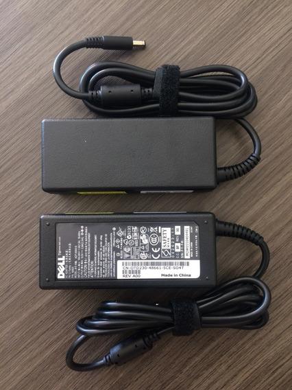 Fonte Notebook Dell 19.5v==3.34a 65w (4.5 X 3.0)