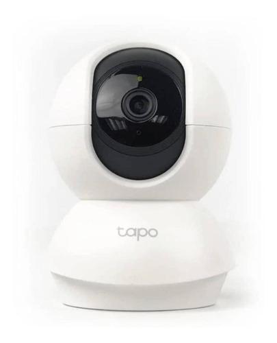 Camara Ip Wifi Seguridad Robotica Full Hd Tapo C200 Tp-link