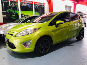 Ford Fiesta Kinetic Design 1.6 Design 120cv Trend 2011