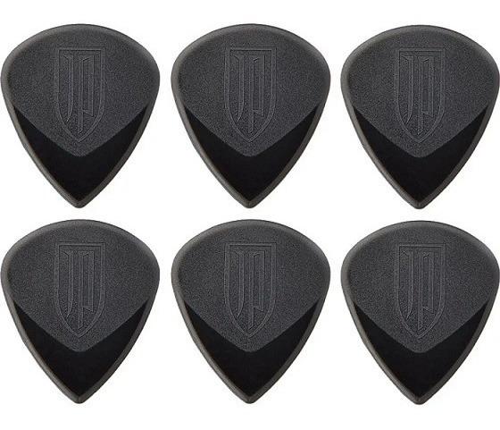 Kit 6 Palhetas Palheta Dunlop John Petrucci 1.5mm Original