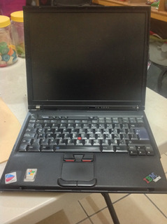 Laptop Thinkpad T42