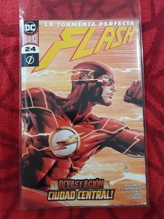 Dc Comics Flash #24 48 Pags Televisa Grapas (2019)
