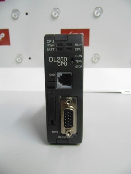 D2-250 - Módulo Dl250 Cpu Para Clp Koyo 205