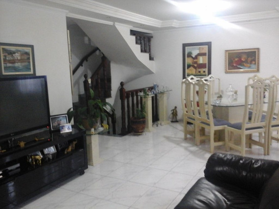 Belíssimo Sobrado Em Condomínio Fechado Na Melhor Localização Da Casa Verde! - Mi68006