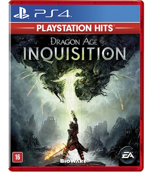 Dragon Age Inquisition - Ps4 Midia Fisica Leg. Português