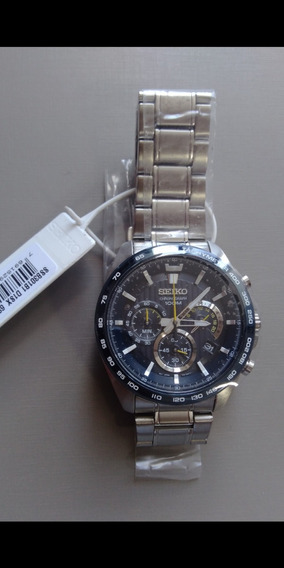 Relógio Seiko Cronografo Novo Ssb301b1