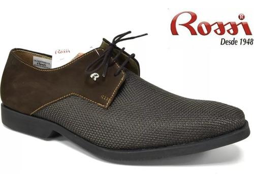Zapatos Rossi Comfort Relax