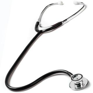 Prestige Medical Dual Head Estetoscopio, Negro, 3.6 Onzas