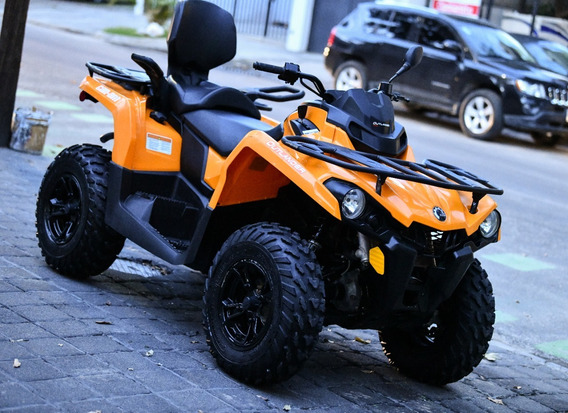 Cuatrimoto Can Am Outlander 570 Cc Max Dps 2019 Bombardier