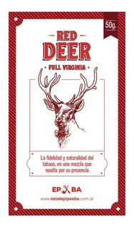 Tabaco Pipa Epba Full Virginia Puro Tabacos Red Deer Pipas