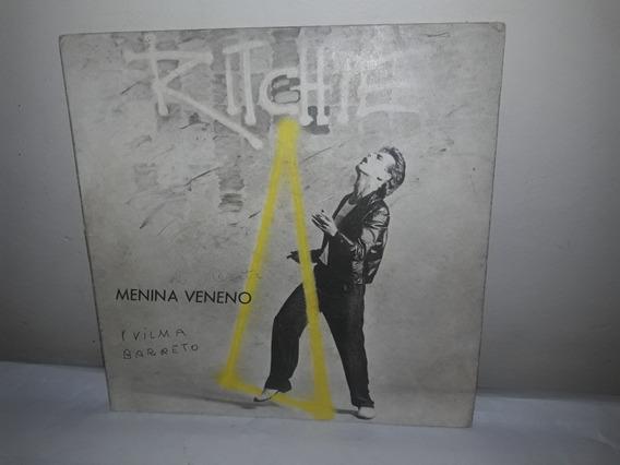 Compacto Ritche Menina Ao Veneno 1983