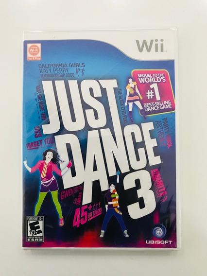 Wii - Just Dance 3 - Original