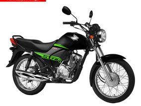 Moto Honda Cb1 Star 125cc Año 2019