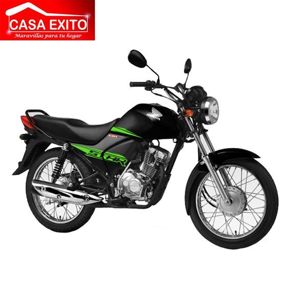 Moto Honda Cb1 Star 125cc Año 2020 Color Ro/ Ne/ Az
