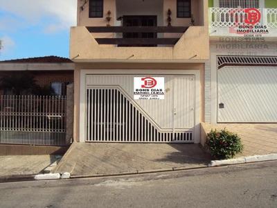 Sobrado - Vila Sao Francisco Zona Leste - Ref: 3098 - V-3098
