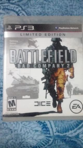 Battlefield Bad Company 2 L Acf Games Jogos Play3