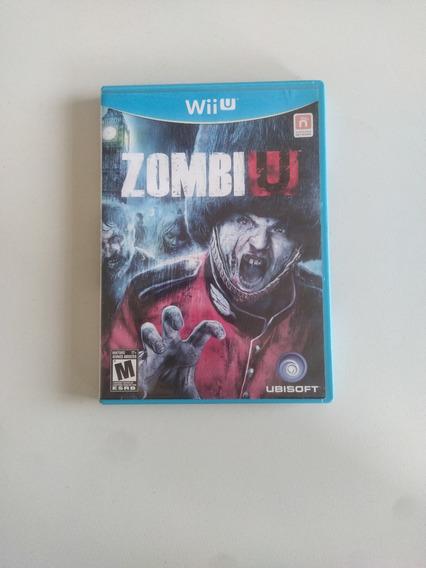 Zombi U Nintendo Wii U Original Campinas