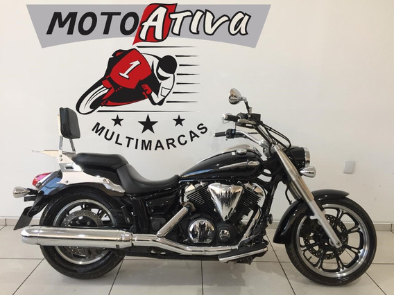 Yamaha Vxs 950a Midnight Star 2012