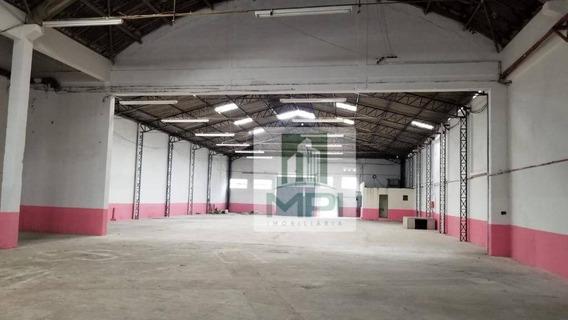 Galpão Para Alugar, 1146 M² Por R$ 30.000/mês - Vila Guilherme - São Paulo/sp - Ga0045