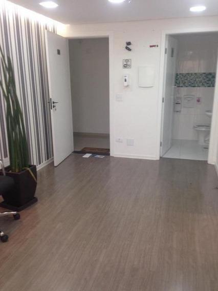 Sala Em Tatuapé, São Paulo/sp De 49m² À Venda Por R$ 500.000,00 - Sa235108