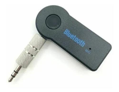 Imagen 1 de 4 de Receptor Audio Bluetooth Recargable Auto Aux Spotify Usb 3.5