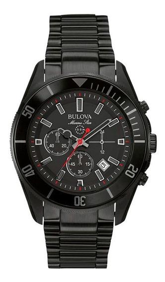 Relógio Bulova Masculino Esportivo Wb31774p Original Nfe