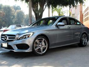 Mercedes Benz // C 250 Amg Sport// 2016 Qc Navi Seminuevo