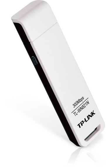 Placa Wifi Usb Red Inalambrica Tp-link Tl-wn821n 300mbps