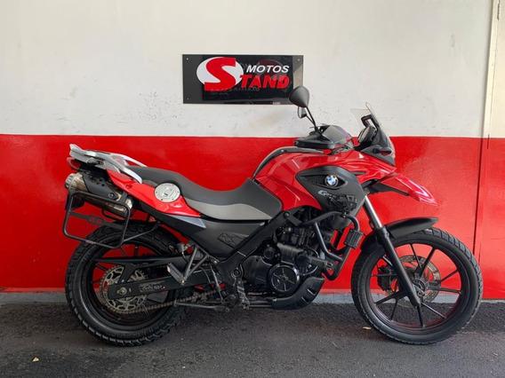 Bmw G 650 Gs 650gs G650gs Abs 2011 Vermelha Vermelho