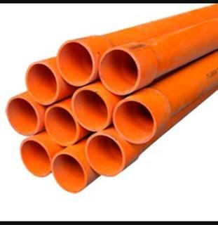 Tubos Aguas Negras 4 Pulgada X 3 Mts Reforzado