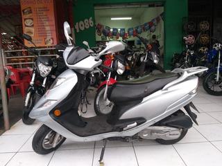 Suzuki Burgman 125i Ano 2013