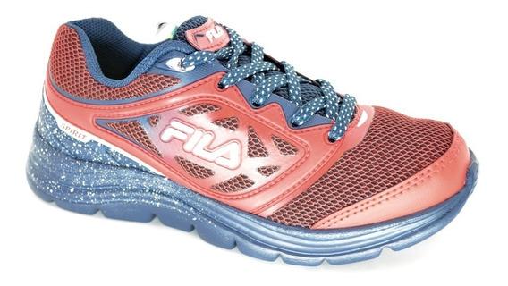 Zapatillas Fila Running Spirit Kids Niños Varios Colores Abc