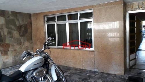 Imagem 1 de 19 de Sobrado Com 3 Dormitórios À Venda, 244 M² Por R$ 850.000,00 - Tatuapé - São Paulo/sp - So2366