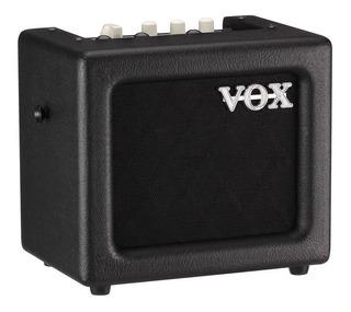 Amplificador De Guitarra Vox Mini3 G2