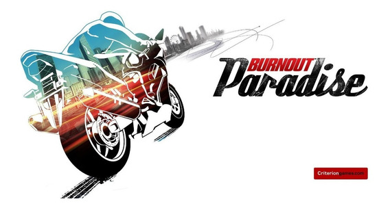 Burnout Paradise + Race The Sun Ps3 Playstation 3