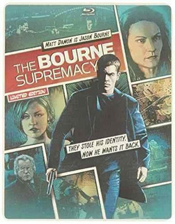 Blu-ray : Bourne Supremacy (limited Edition, Steelbook, ...